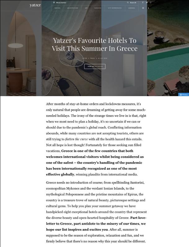yatzer site
