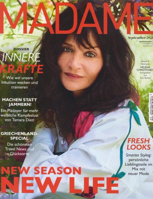 MADAME (Cover) 09-2020