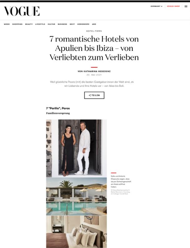 Vogue DE
